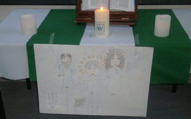 Year 3/4 Homes Liturgy