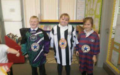 Newcastle United Foundation Visit