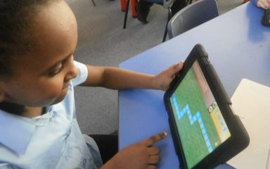 Year 2 get coding
