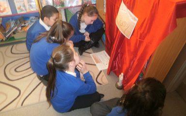 Prayer Stations   St  Wilfrid's Catholic Primary School