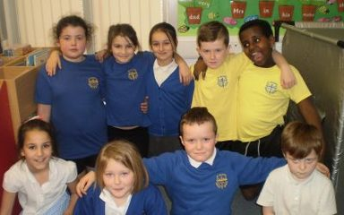 Meet the New Pupil Council