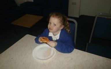 Oak Class Attendance Reward: Making Pizzas at Pattinson House