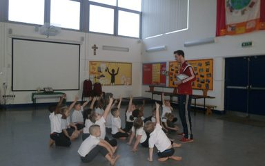 Tag Rugby-Beech Class