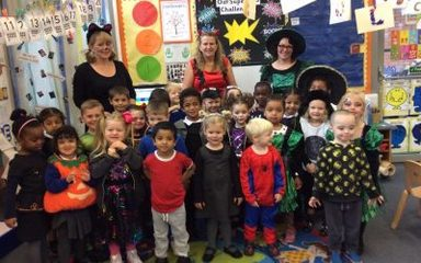 EYFS Celebrating Halloween
