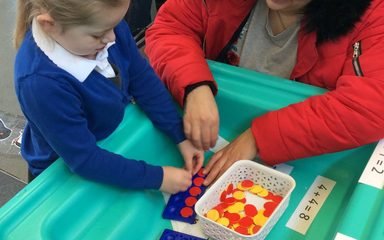 Reception Parents Maths Workshop