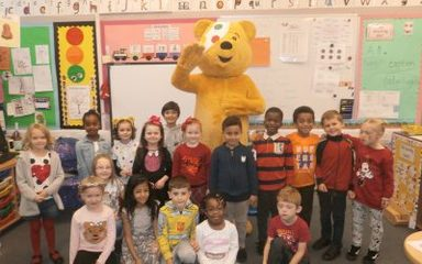 Children in Need – Oak Class