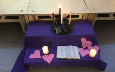 First Sunday of Advent Liturgy