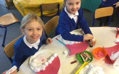 Oak Class Christmas Crafts