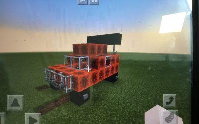 Minecraft club 7-5-19