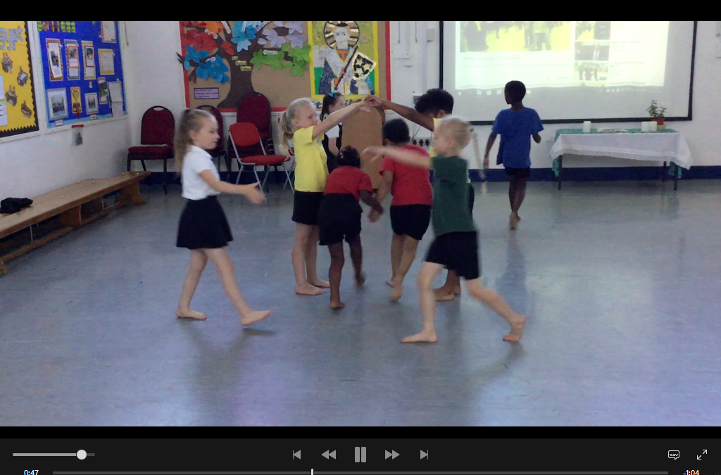 Welsh Folk Dance