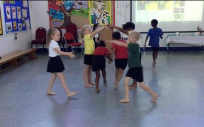 Welsh Folk Dance